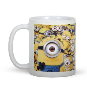 Despicable Me 2 Many Minions Mug