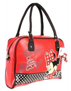 Minnie Mouse Large Bowling Bag