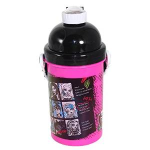 Monster High Flip Top Plastic Drinks Bottle