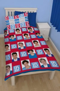 One Direction Craze Single Duvet