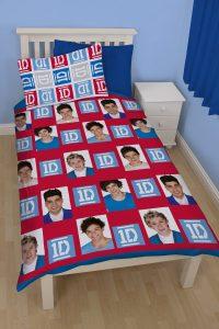 One Direction Craze Single Duvet