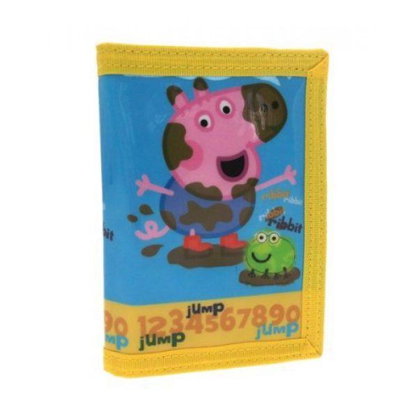 Peppa Pig Kids Wallet (George)