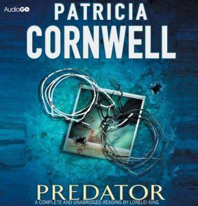Predator Patricia Cornwell (BBC Audiobooks)