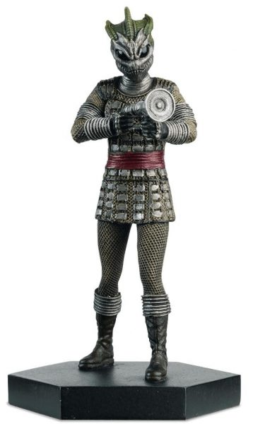 Doctor Who Silurian Figurine