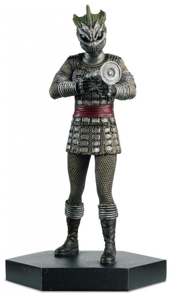 Doctor Who Silurian Figurine