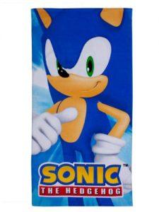 Sonic the Hedgehog Towel