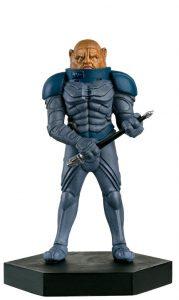 Doctor Who Sontaran Figurine