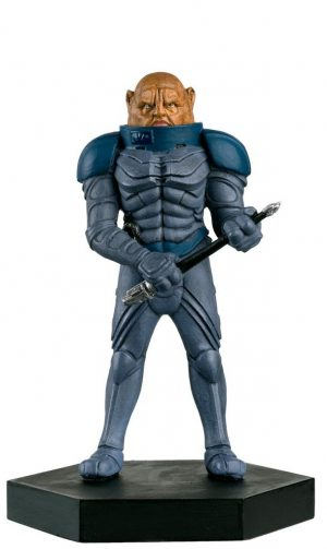 Doctor Who Sontaran Figurine