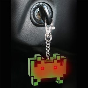 Space Invaders Mini Torch