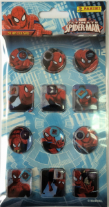 Spider-Man 3D Air Stickers