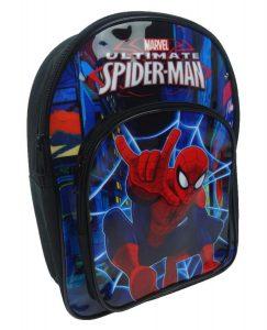 Marvel Ultimate Spiderman Backpack with Front Pocket