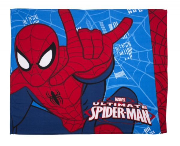 Spider-Man Fleece Blanket