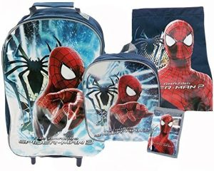 The Amazing Spider-Man 2 Luggage Set