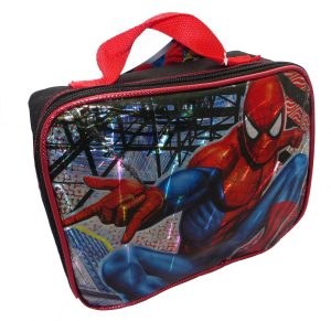 Spider-Man Insulated Lunch Bag