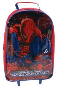 Spider-Man Wheeled Bag (The Amazing Spider-Man Movie)