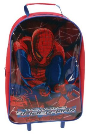 Spider-Man Wheeled Bag (The Amazing Spider-Man Movie)
