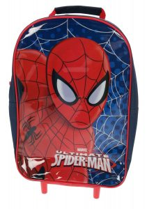 Spider-Man Wheeled Bag (Ultimate Spider-Man)