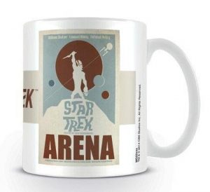 Star Trek Arena Ortiz Ceramic Mug