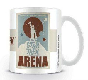 Star Trek Arena Ortiz Ceramic Mug