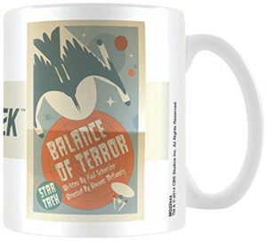 Star Trek Balance of Terror-Juan Ortiz Artwork Ceramic Mug