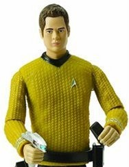Star Trek Playmates 6 Inch Action Figures Kirk