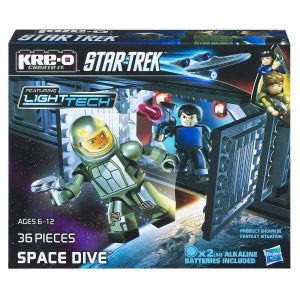 KRE-O Star Trek Space Dive Construction Set
