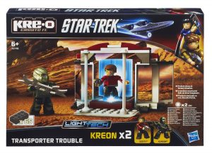 KRE-O Star Trek Transporter Trouble