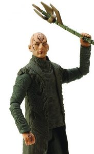 Star Trek Playmates 6 Inch Action Figures Nero