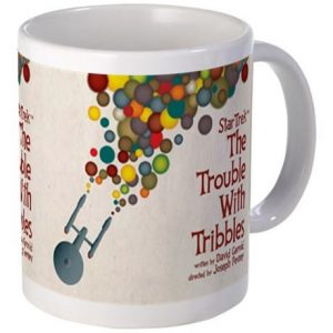 Star Trek Trouble with Tribbles Mug