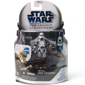 Star Wars Clone Wars Legacy Collection Imperial Evo Trooper