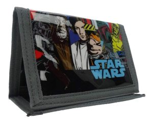 Star Wars Classic Comic Print Wallet