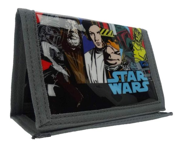 Star Wars Classic Comic Print Wallet