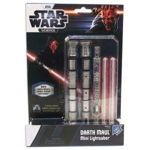 Star Wars Science Darth Maul Mini Lightsaber Tech Lab
