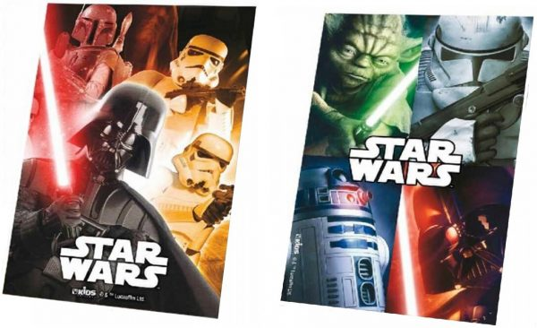 Star Wars Fleece Blankets