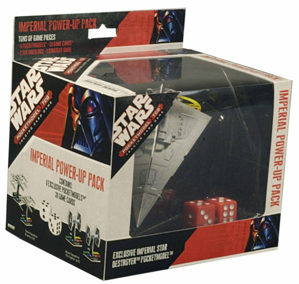 Star Wars Imperial Destroyer Trading Card and Model Sets