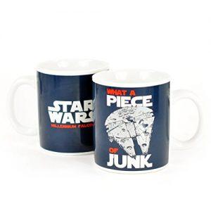 Star Wars Millennium Falcon Piece of Junk Coffee Mug