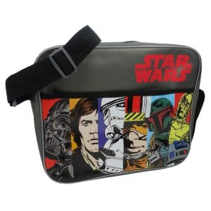 Star Wars Retro Messenger Bag