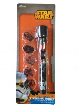 Star Wars Projection Torch