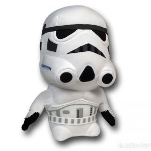 Star Wars Super Deformed Plush - Stormtrooper