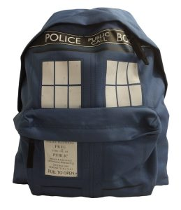 Doctor Who Tardis Backpack/Rucksack