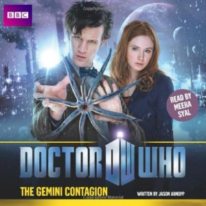 Doctor Who The Gemini Contagion