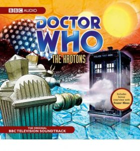 Doctor Who The Krotons Audiobook