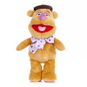 Disney 10-inch Muppets Flopsies Fozzy