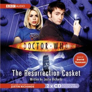 Doctor Who The Resurrection Casket Audiobook