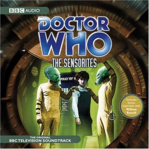 Doctor Who The Sensorites Audiobook