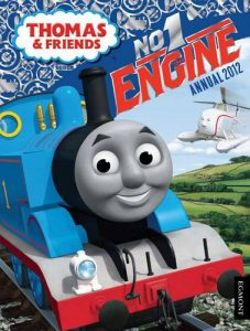 Thomas & Friends Annual 2012