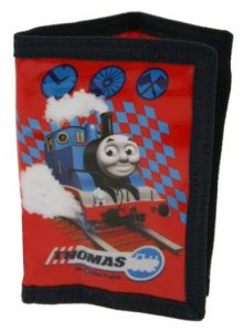 Thomas The Tank Engine Wallet