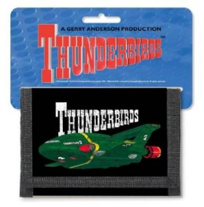 Thunderbirds Thunderbird 2 Wallet