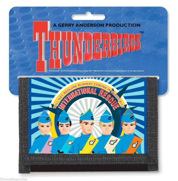 Thunderbirds International Rescue Wallet