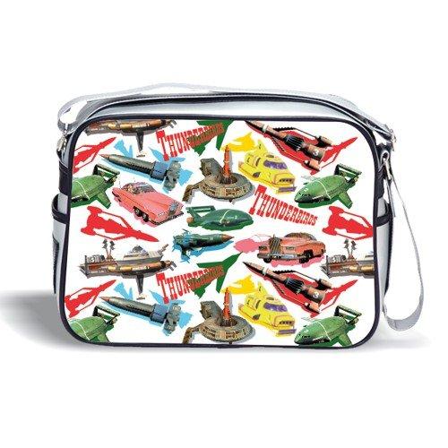 Thunderbirds Vehicles Shoulder Bag